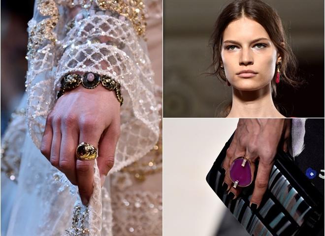 Лучшие украшения на Неделе моды в Париже