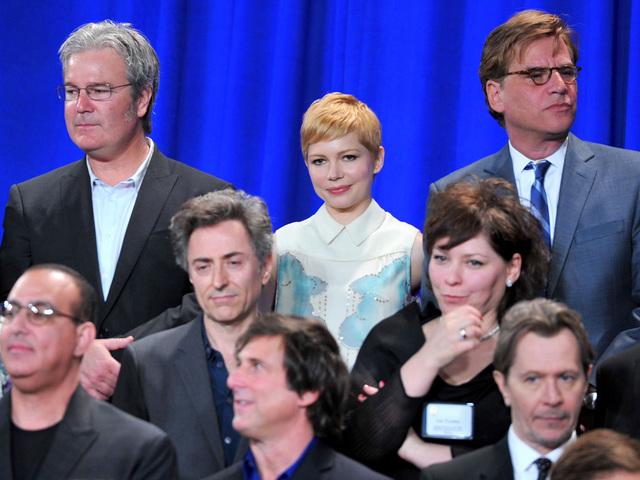 Свято для номінантів на «Оскар» -2012
