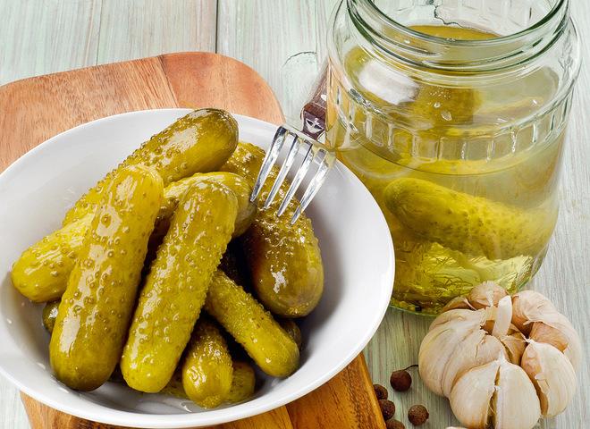 Рецепт засолювання огірків хрустких - відмовся від млявих солінь