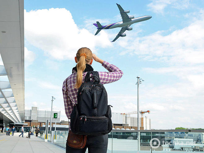 Як підготуватися до авіаперельоту