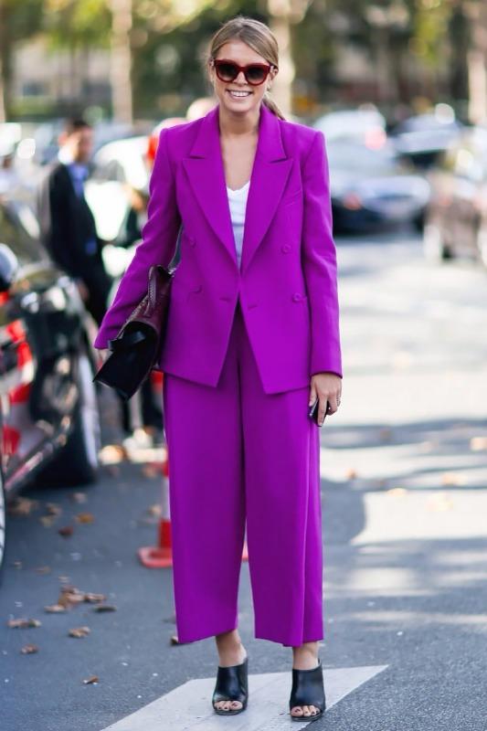 Що носити влітку 2016: монохромність