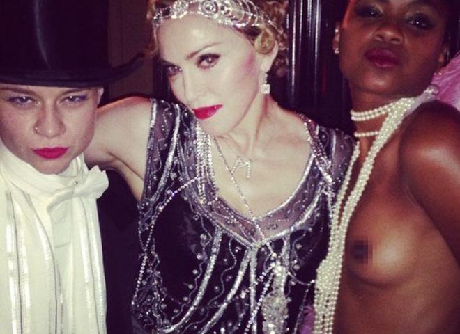День народження Мадонни