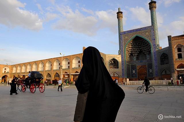 Країни, де не святкують Новий рік. Іран