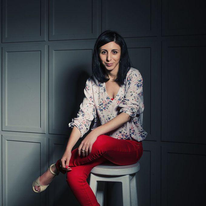 Тамріко Шолі: Перед написанням першої книги шукала в чоловіках «ген мудацтва»