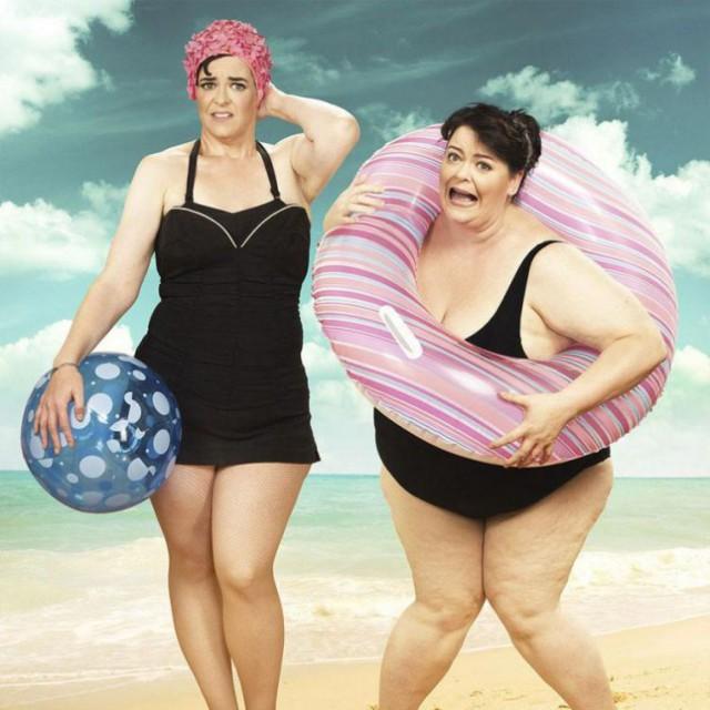 Крутой фотопроект: До и После похудения