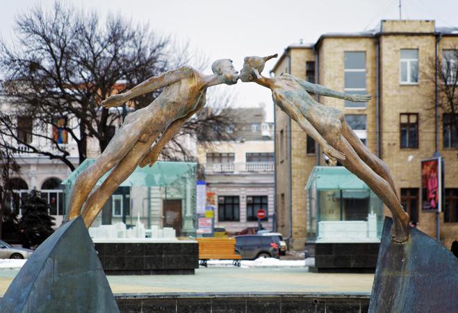 ТОП-10 найромантичніших місць в Україні