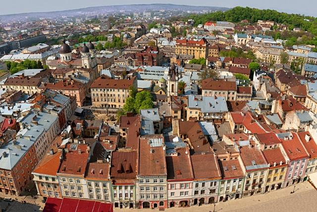 Подорож Україною: гуляємо містами