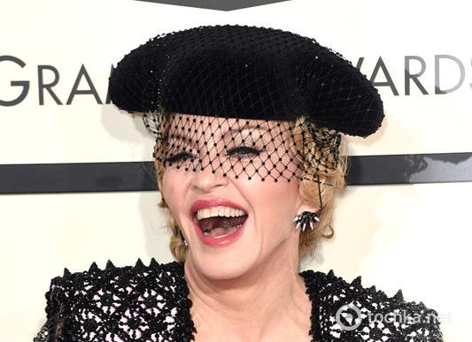 Мадонна на Grammy 2015