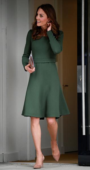 Королевский стиль: ТОП-7 летних образов о Кейт Миддлтон
