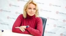 Ирма Витовская в гостях у tochka.net