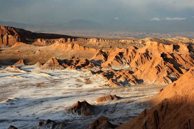 ТОП-5 самых фантастических пейзажей в мире
