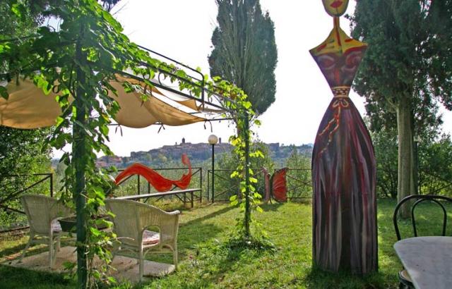 арт-готель у Італії