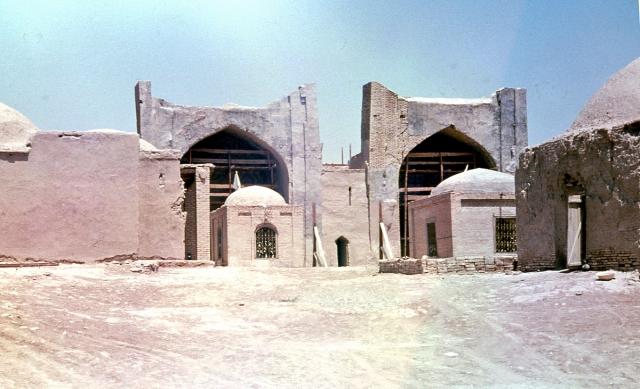 Великий шелковый путь: Мары, Туркменистан