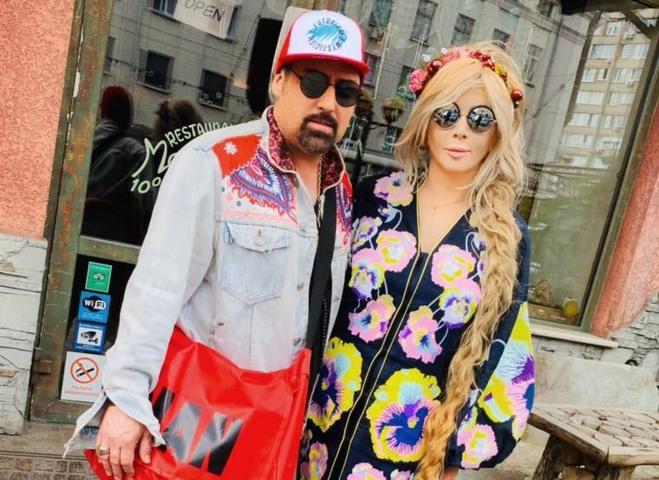 Ірина Білик та Дмитро Коляденко
