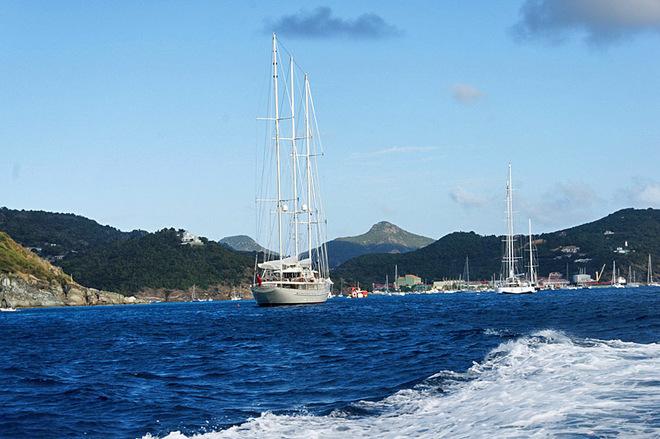 Романтичні острова: Сен-Бартелемі