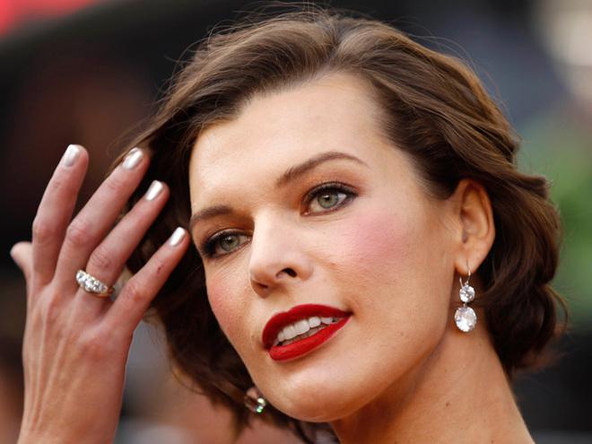 Макияж Оскар-2012