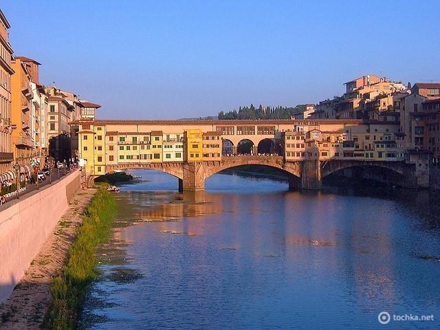 Понте вечі (Ponte Vecchio, Італія)