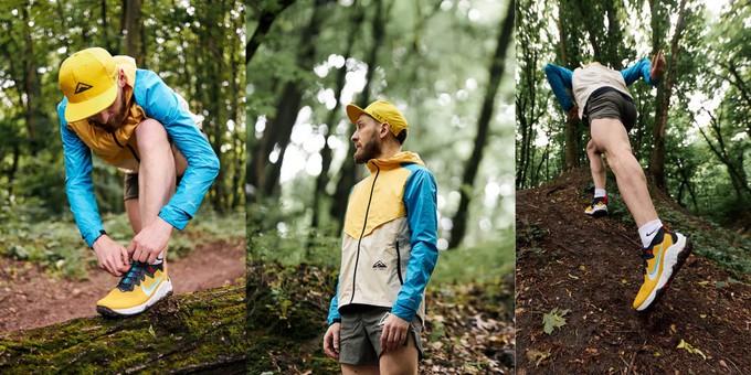 Обновленная коллекция Nike Trail для ежедневной пробежки