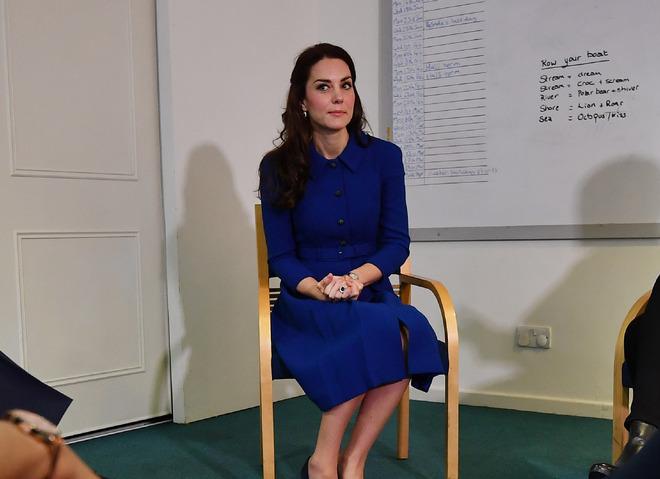 Стиль герцогині: у чому Кейт Міддлтон вперше вийшла в світ у цьому році
