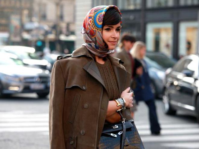Секс русские в платках на головах фото 59-336
