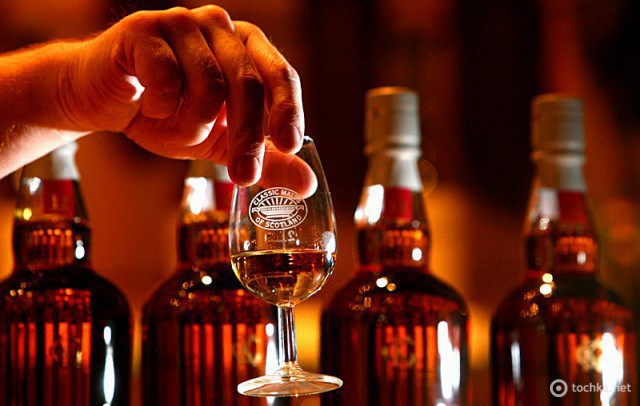 Алко-тур по Великобритании: Виски