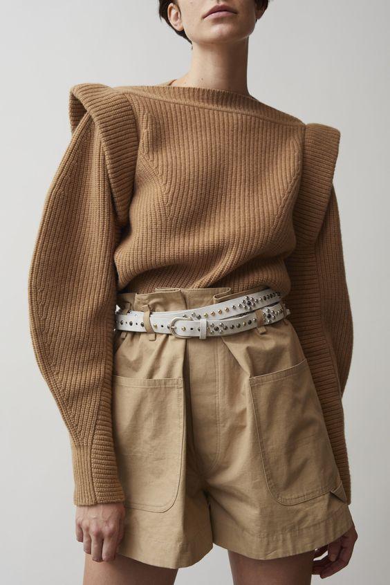 Як небанально поєднувати светр восени