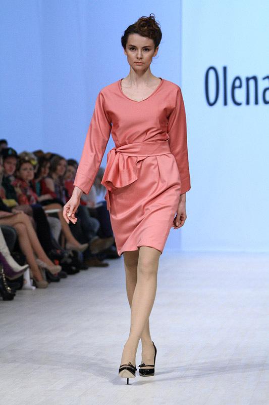 Показ Olena DATS