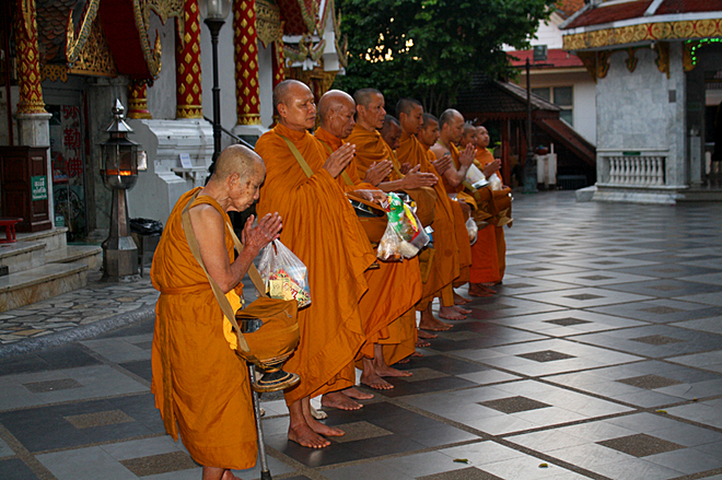Духовный туризм - Таиланд