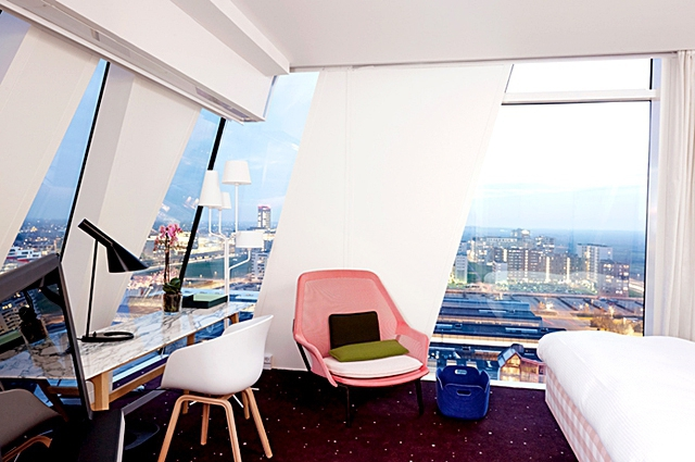 Отели для женщин: Hotel Bella Sky Comwell - Копенгаген