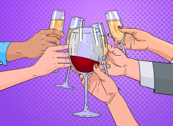 Пить и не пьянеть: 5 советов на случай, когда нужно сохранять трезвость