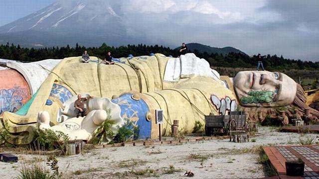 Занедбані Діснейленди: Королівство Гуллівера, Японія