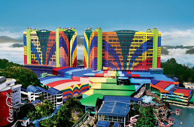 First World Hotel (Гентинг, Малайзия)