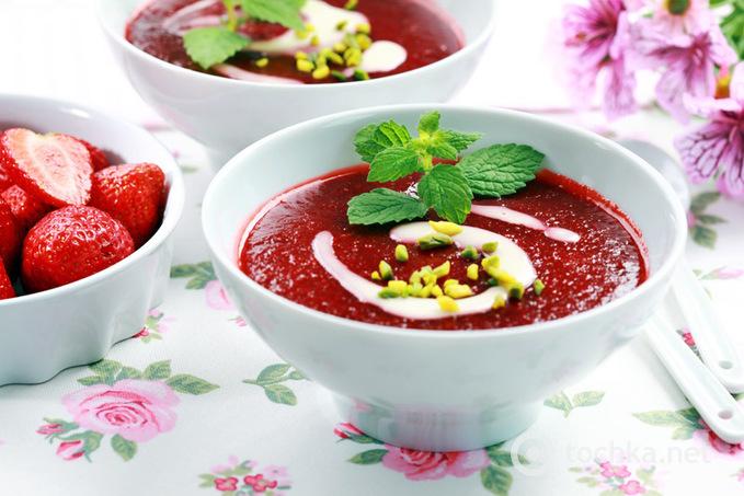 5 рецептів холодних супів