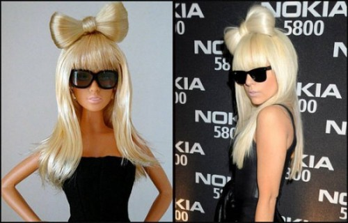 Куклы Lady GaGa