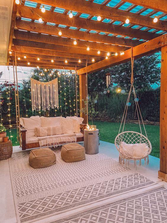 Как красиво оформить террасу для отдыха на даче