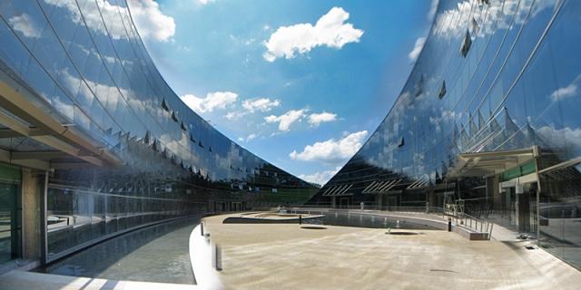 Незвичайні університети світу: Наньянського технологічний університет