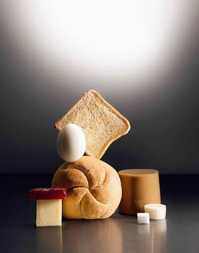 кеативный завтрак