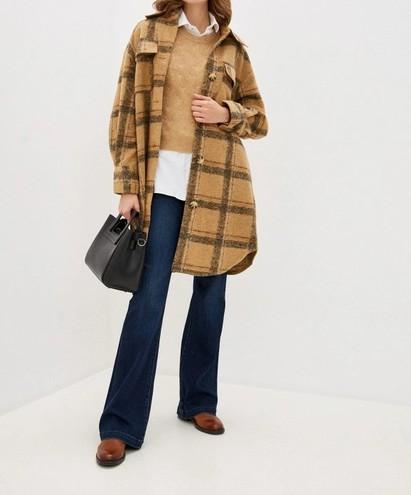 Пальто Soaked in Luxury