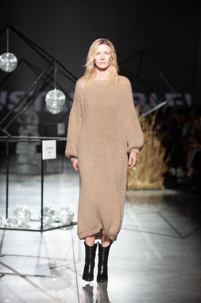 BE SUSTAINABLE! Fashion Show на Ukrainian Fashion Week FW20-21