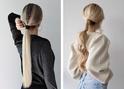 Зачіски для брудного волосся на швидку руку