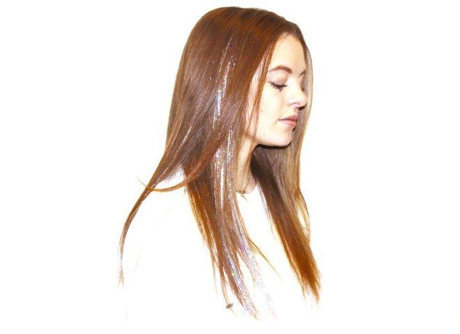 сяйво на волоссі
