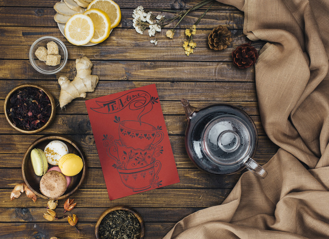 Чай в домашніх умовах