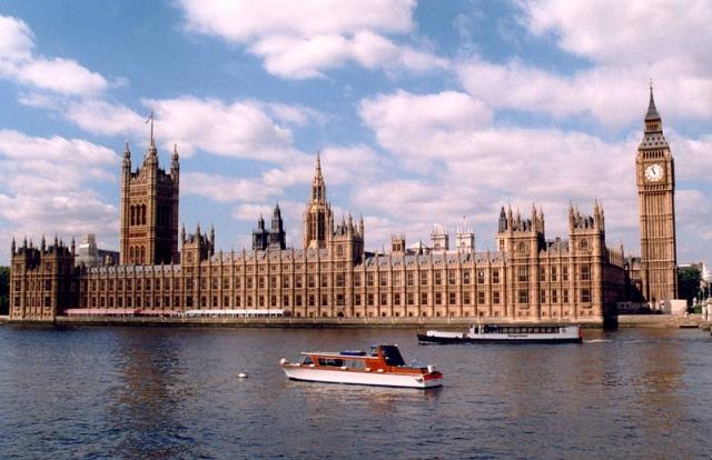 Де туристу відчути себе депутатом: Парламент Великобританії, Вестмінстерський палац