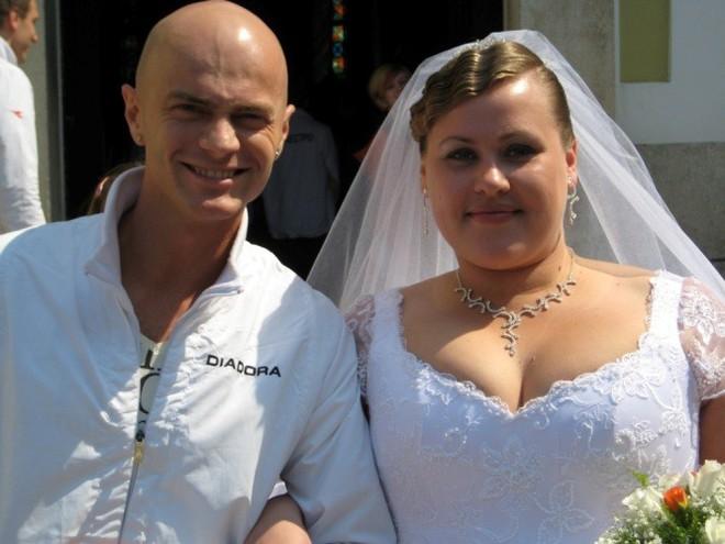 Влад яма с женой фото свадьба