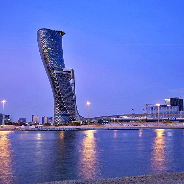 Абу-Даби достопримечательности в Instagram