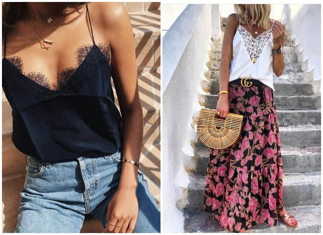Базовый гардероб на лето
