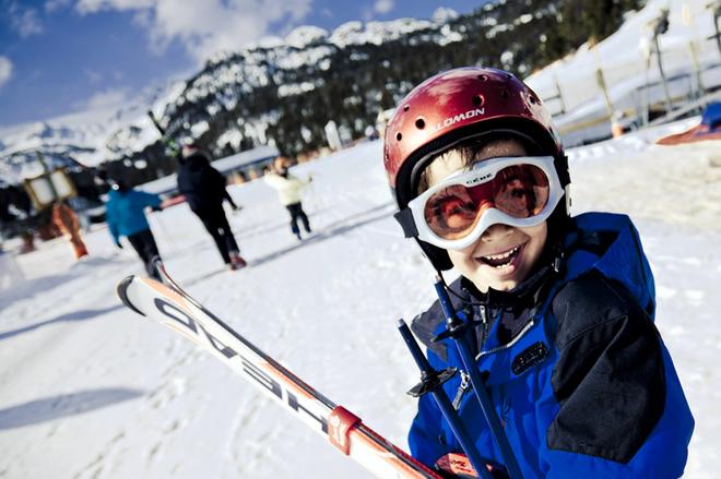 Куда поехать на зимние каникулы вместе с детьми