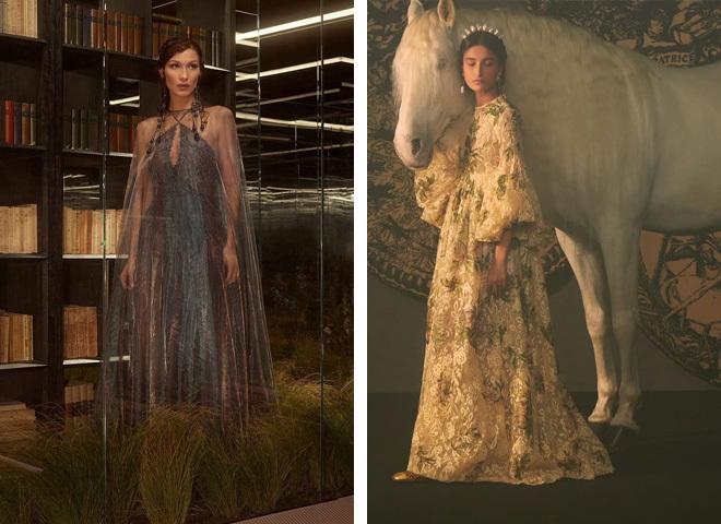 Як пройшов тиждень кутюрної моди в Парижі