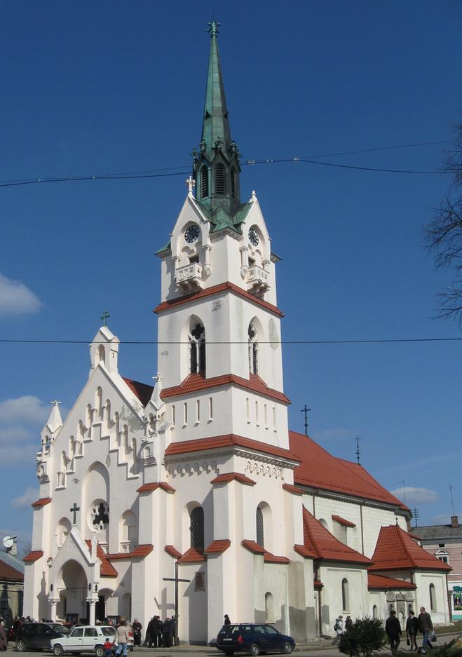 Найвідоміші католицькі храми України