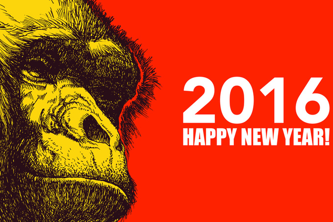 Який Новий рік 2016 за східним календарем